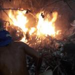 BREAKING:  Pilot killed in small aircraft crash at Eteringbang