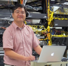 "Kuang-Ching ""KC"" Wang is an associate professor in electrical and computer engineering and also networking chief technology officer at Clemson."