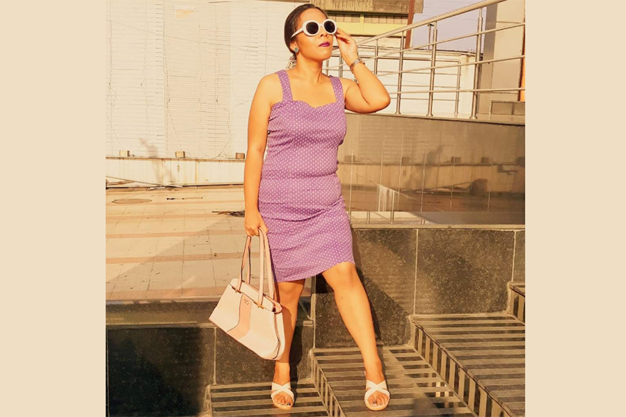 Influencerquipo presents Emerging female lifestyle content creator of the year - SWAPNILA GOSWAMI