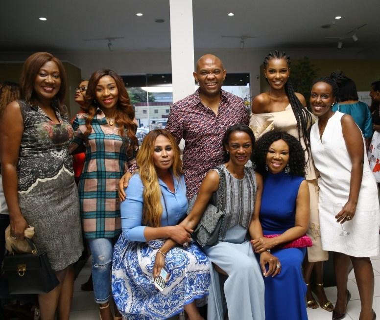 Pix from the Launch of Interiors By Design 2 - Africa's Interior Design Star To Emerge On REDTV