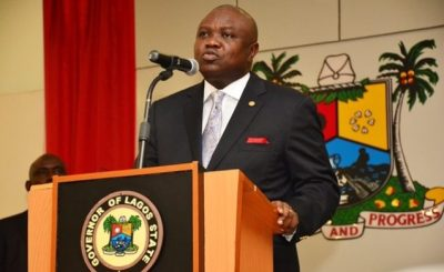 Governor Ambode e1463113013897 - Lagos is the safest city in Africa, Ambode says