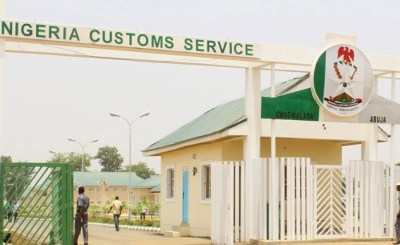 Nigeria Customs Service - Seme customs' generates ₦1.050 billion in 2-months