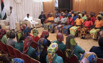 freed chibok girls - Facts about Boko Haram and kidnapped Chibok school girls
