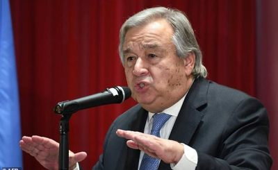 Antonio Guterres - UN chief calls for new push to rid the world of nuclear weapons