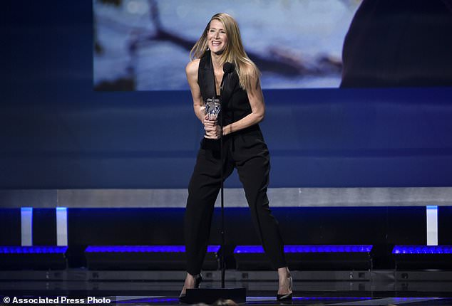 Laura Dern - Full list of winners at the 2018 Critics' Choice Awards