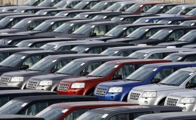 land rover freelander - UK car sales drop in 2017 for first time in 6 years