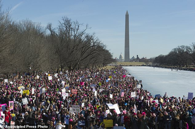 women march - Global female empowerment marches enter second day