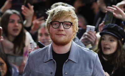 Ed Sheeran - Ed Sheeran is world's best-selling recording artist of 2017