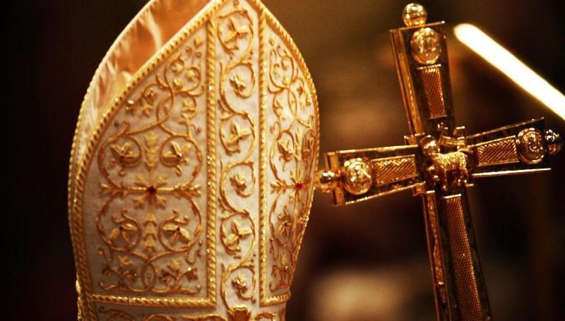 Catholic Cross Sign