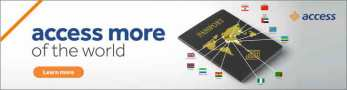 Access Bank's Access more of the world advert