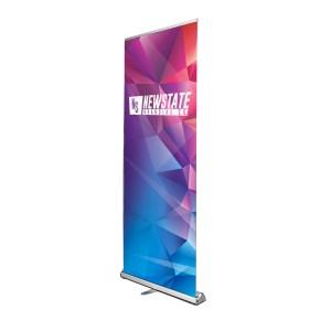 Custom Retractable Banner Stand