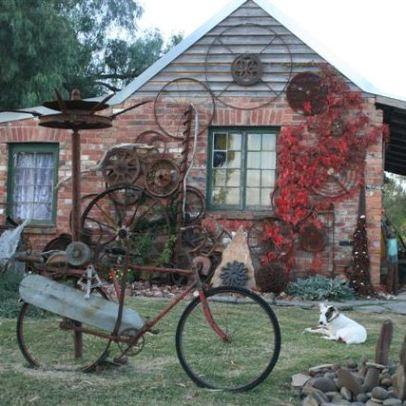 Antares Iron Art Garden
