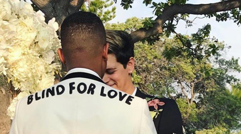 Το ακροδεξιό τρολ Milo Yiannopoulos παντρεύτηκε τον καλό του στη Χαβάη