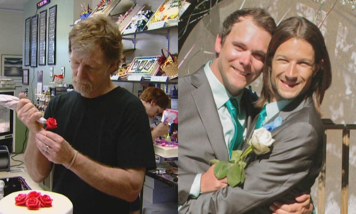 Γκέι ζήτησαν τούρτα γάμου, ο ζαχαροπλάστης αρνήθηκε και τον πήγαν στο δικαστήριο επειδή έκανε διακρίσεις