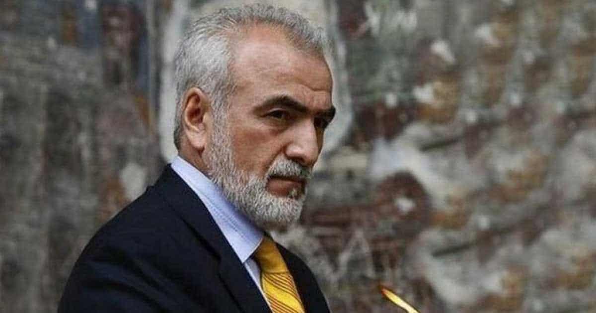 Ιβάν Σαββίδης σε Τούρκους: «Σας φτιάχνω τζαμί για να μας δώσετε την Αγία Σοφία Τραπεζούντας»
