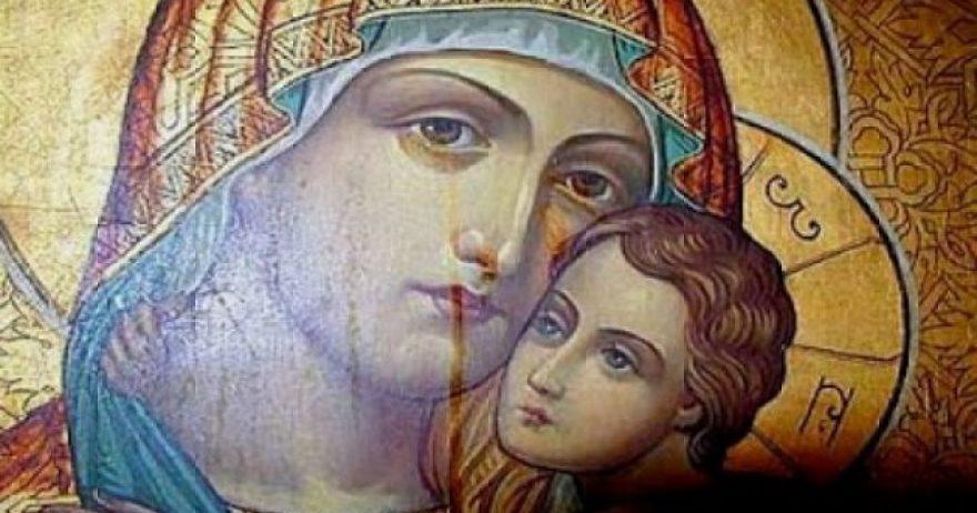 Ο Χριστός και η Παναγία δεν Τιμωρούν… ΑΓΑΠΟΥΝ!