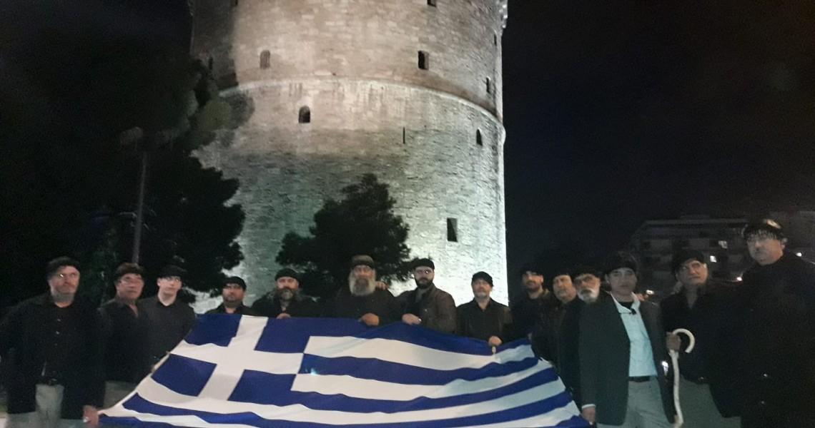 Σοκ στα Σκόπια! Τους ενοχλεί η παρουσία των αλογατάρηδων της Κρήτης στο συλλαλητήριο – Μοιράζουν πόνο οι λεβέντες