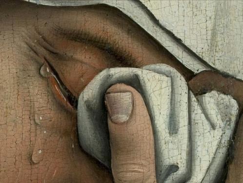 Ο Χριστός μας εμφανίστηκε σε μια αγιασμένη γιαγιούλα και της είπε με βαθύ πόνο…