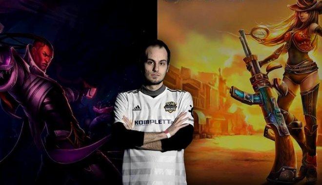 FORG1VEN Leauge of Legends : Ο Έλληνας Gamer που κατέκτησε την κορυφή της Ευρώπης