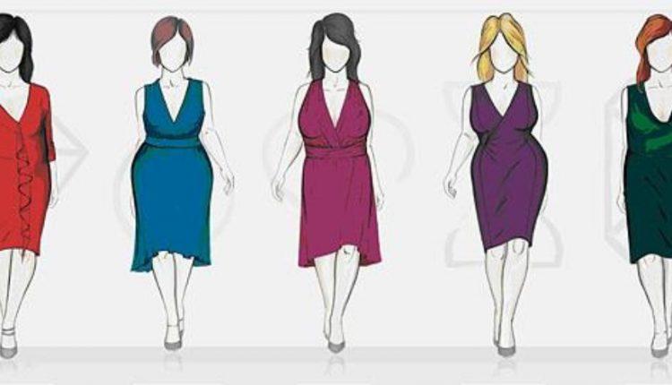 Ποιο είναι το ιδανικό φόρεμα για κάθε τύπο σώματος…