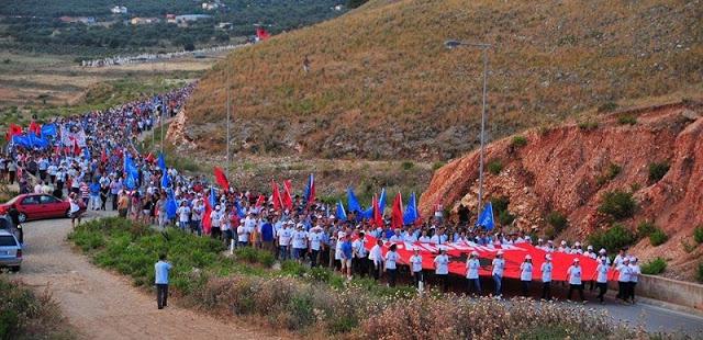 Στις 23 Ιουνίου οι Αλβανοτσάμηδες διαδηλώνουν στα σύνορα