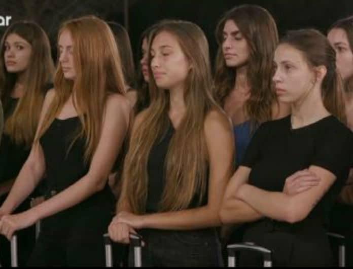 GNTM: Αυτά είναι τα δυο κορίτσια που αποχωρούν! (βίντεο)