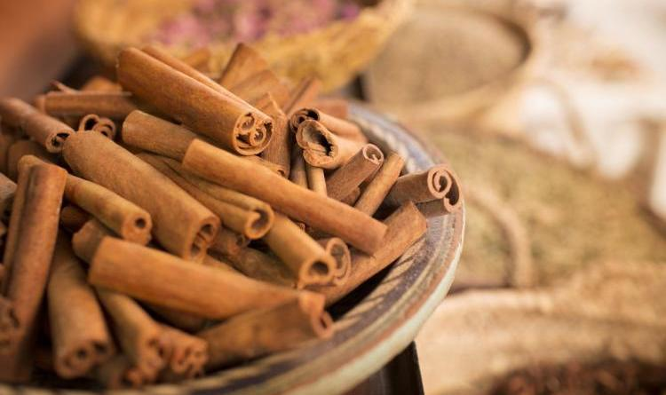 Cinnamon could be a weight loss spice because it can burn fat 6