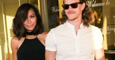 'Glee' star Naya Rivera arrested on domestic battery 4