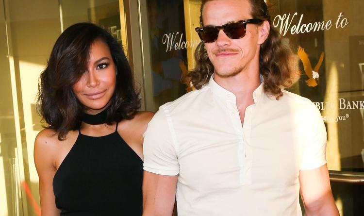 'Glee' star Naya Rivera arrested on domestic battery 8