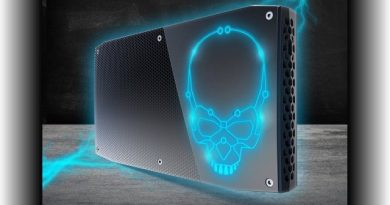 Details Leak on Intel's Upcoming Radeon-Powered Hades Canyon NUC 3