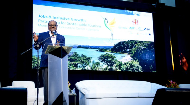 Minister Bartlett welcomes global hospitality sector to Jamaica 6