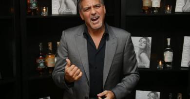 George Clooney is too rich to act if he doesn't want to 1