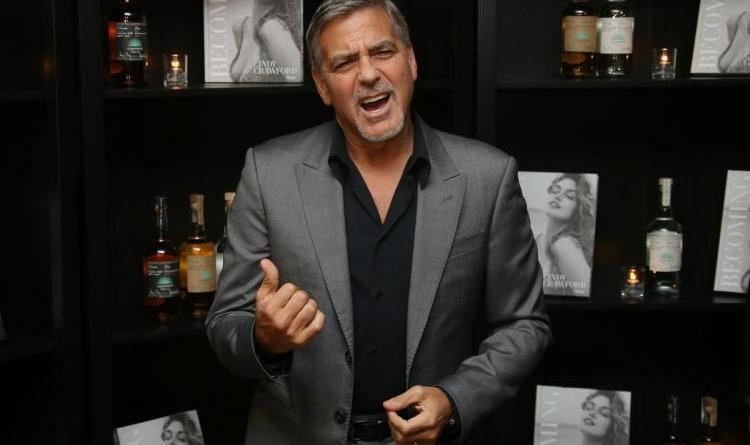 George Clooney is too rich to act if he doesn't want to 9