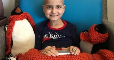 A 9-Year-Old Cancer Patient Is Asking for Cards to Celebrate His 'Last Christmas' Early 4