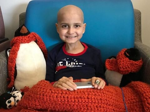A 9-Year-Old Cancer Patient Is Asking for Cards to Celebrate His 'Last Christmas' Early 13