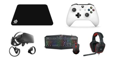 The Best PC Gaming Accessories 3