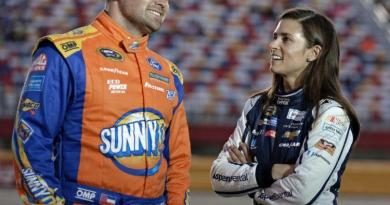 Danica Patrick, Ricky Stenhouse Jr. split after 5 years 1