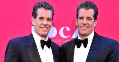 The Winklevoss Twins Just Became the First Ever Bitcoin Billionaires 2