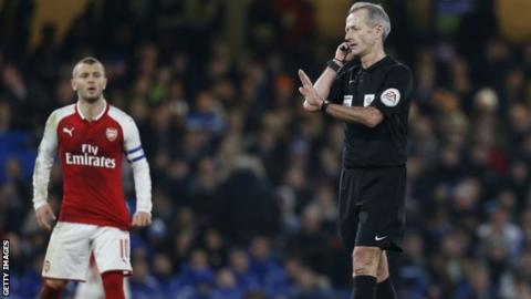 Conte 'positive' about VAR after cup draw with Arsenal 17
