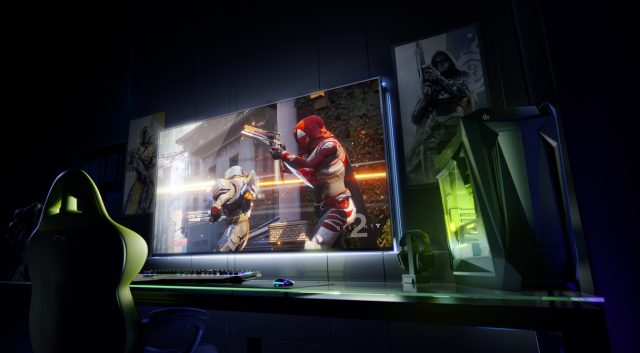 Nvidia Goes All-In On G-Sync With New 'BFGD' Ultra-High-End Displays 6