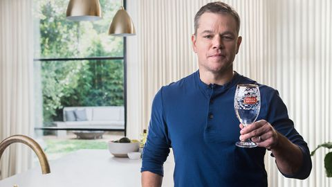 Stella Artois' New Super Bowl Commercial with Matt Damon Has Little to Do With Beer 3