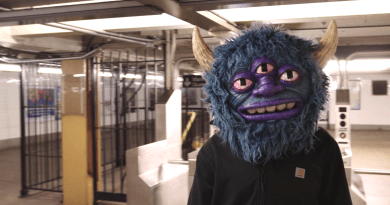How Viral Artist Subway Doodle Brings His Monsters to Life 3