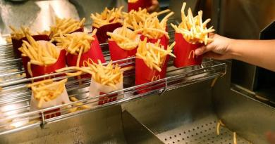 Study: Chemical in McDonald's fries could cure baldness 1