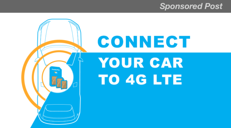 ET Deals: Free 4G LTE Internet for GSM Connected Cars from FreedomPop 4