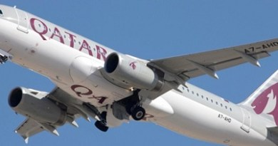 Qatar Airways touches down in Australian capital Canberra 2