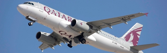 Qatar Airways touches down in Australian capital Canberra 5