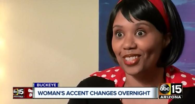 Arizona woman wakes up speaking with a British accent 7