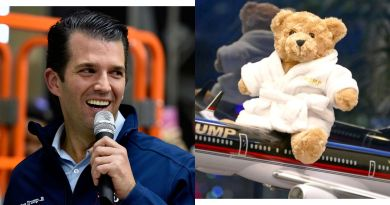 Stumped for Valentine's Day Gift Ideas? Donald Trump Jr.'s Got You. 4