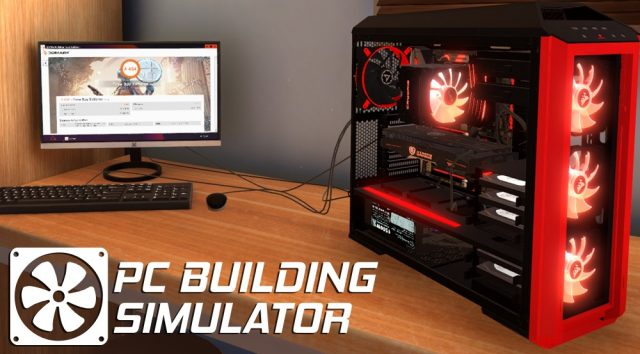PC Building Sim Enters Early Access, Includes Overclocking, Water Cooling 9