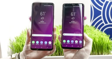 Samsung Galaxy S9, S9+ Users Reporting Touch Screen Dead Zones 10